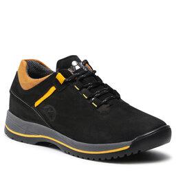 Nik Трекінгові черевики Nik 05-0692-02-9-01-25 Чорний