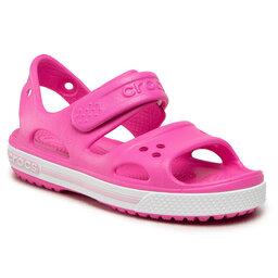 Crocs Босоніжки Crocs Crocband II Sandal Ps 14854 Electric Pink