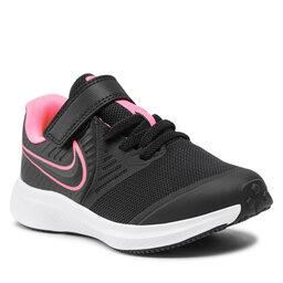 Nike Взуття Nike Star Runner 2 (PSV) AT1801 002 Black/Sunset Pulse/Black/White