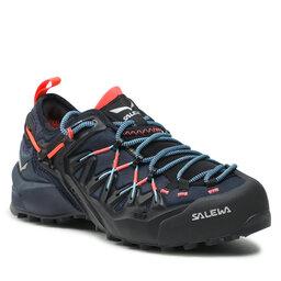 Salewa Трекінгові черевики Salewa Ws Wildfire Edge Gtx GORE-TEX 61376-3965 Navy Blazer/Black 3965