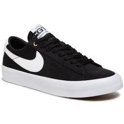 Nike Взуття Nike Sb Zoom Blazer Low Pro Gt DC7695 002 Black/White/Black