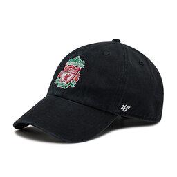47 Brand Бейсболка 47 Brand Premier League Liverpool F.C. EPL-RGW04GWS-BK Black