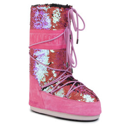 Moon Boot Снігоходи Moon Boot Classic Disco 14025200 Fucsia