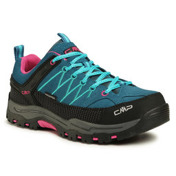 CMP Трекінгові черевики CMP Rigel Low Trekking Shoes Wp 3Q13244J Deep Lake/Baltic 06MF
