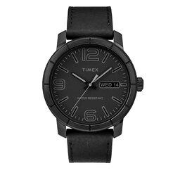Timex Годинник Timex Mod 44 TW2R64300 Black/Black