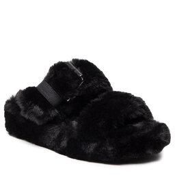 Skechers Naminės šlepetės Skechers Cozy Wedge 167238/BBK Black