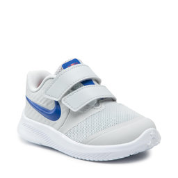 Nike Взуття Nike Star Runner 2 (TDV) AT1803 013 Photon Dust/Game Royal