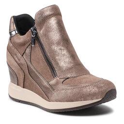 Geox Laisvalaikio batai Geox D Nydame A D620QA 022VI C5005 Dk Beige