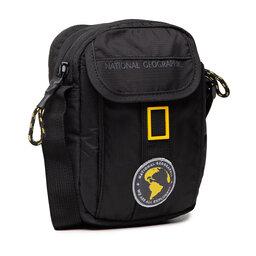 National Geographic Плоска сумка National Geographic Utility Bag N16983.06 Black