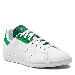 adidas Взуття adidas Stan Smith H00331 Ftwwht/Green/Cgreen