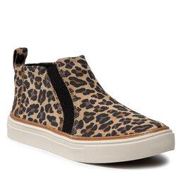 Toms Kedai Toms Bryce 10016760 Tan Classic Leopard