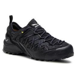 Salewa Трекінгові черевики Salewa Ms Wildfire Edge Gtx GORE-TEX 61375-0971 Black/Black