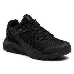 Columbia Трекінгові черевики Columbia Trailstorm Waterproof BM0456 Black/Black 012