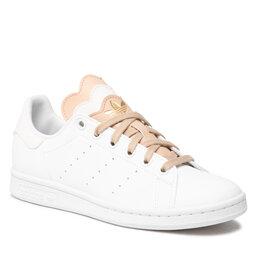 adidas Batai adidas Stan Smith W H03122 Ftwwht/Owhite/Stpanu