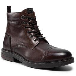 Pepe Jeans Чоботи Pepe Jeans Hubert Boot PMS50159 Brown 878