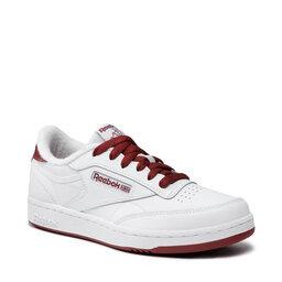 Reebok Взуття Reebok Club C Junior GV9848 Ftwwht/Ftwwht/Redemb