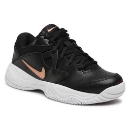 Nike Batai Nike Court Lite 2 AR8838 003 Black/Mtlc Red/Bronze/White