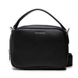 Calvin Klein Jeans Rankinė Calvin Klein Jeans Trapezoid Shadow Camera Bag K60K608382 BDS