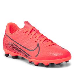 Nike Batai Nike Vapor 13 Club Fg/Mg AT8161 606 Laser Crimson/Black