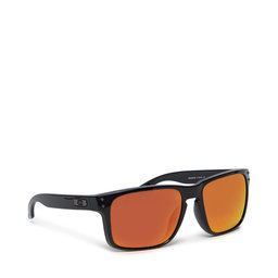 Oakley Сонцезахисні окуляри Oakley Holbrook 0OO9102-F155 Polished Black