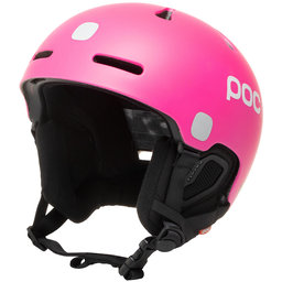 POC Slidinėjimo šalmas POC Pocito Fornix 10463 9085 Fluorescent Pink