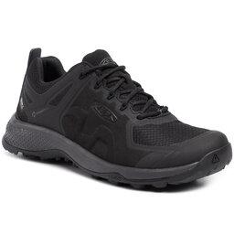 Keen Turistiniai batai Keen Explore Wp 1021611 Black/Magnet