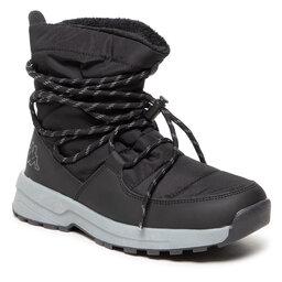 Kappa Sniego batai Kappa Noven 243074 Black/Grey 1116