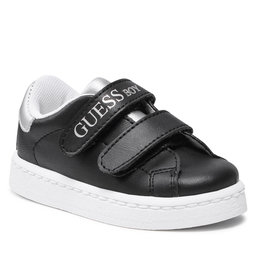 Guess Laisvalaikio batai Guess FTLUS8 ELE12 BLKMU