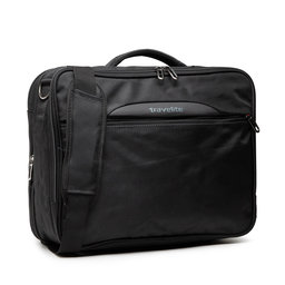 Travelite Сумка дла ноутбука Travelite Crosslite Kombi 89505-01 Black