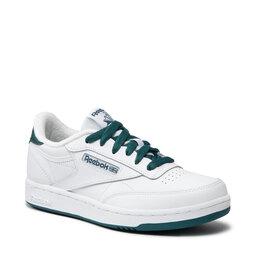 Reebok Взуття Reebok Club C Junior GV9849 Ftwwht/Ftwwht/Midpin