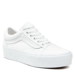 Vans Kedai Vans Old Skool Platfor VN0A3B3UW001 True White