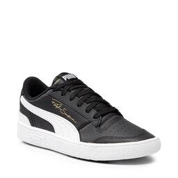 Puma Снікерcи Puma Ralph Sampson Lo Jr 370919 01 Black/White/White