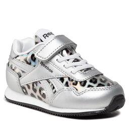 Reebok Взуття Reebok Royal Cljog 3.0 1V Infants G57509 Silvmt/Silvmt/Black