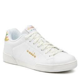 Diadora Laisvalaikio batai Diadora Impulse Wn 101.177714 01 C1070 White/Gold