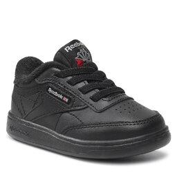 Reebok Взуття Reebok Club C FZ2096 Cblack/Cblack/Cblack