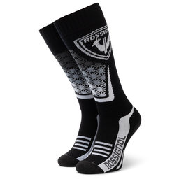 Rossignol Ilgos Unisex Kojinės Rossignol L3 W Wool & Silk RLIWX02 Black 200