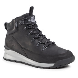 The North Face Batai The North Face Back-To-Berkeley Mid Wp NF0A4AZEWL41 Tnf Black/Griffin Grey