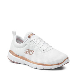 Skechers Снікерcи Skechers First Insight 13070/WTRG White Rose Gold