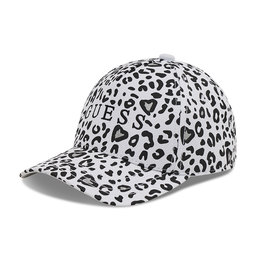 Guess Бейсболка Guess Allie Animalier AGALL1 CO213 WHITE