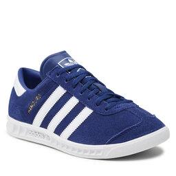 adidas Взуття adidas Hamburg J GZ7409 Vicblu/Ftwwht/Vicblu