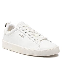 Guess Laisvalaikio batai Guess FMVIC8 LEA12 WHITE