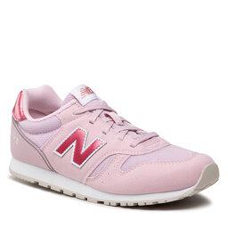 New Balance Laisvalaikio batai New Balance YC373GS2 Rožinė