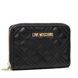 LOVE MOSCHINO Didelė Moteriška Piniginė LOVE MOSCHINO JC5602PP0DLA0000 Nero