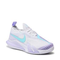 Nike Взуття Nike React Vapor Nxt Hc CV0742 124 White/Copa Purple/Pulse Volt