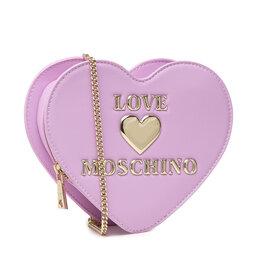 LOVE MOSCHINO Rankinė LOVE MOSCHINO JC4167PP1DLF0607 Malva