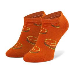 Happy Socks Низькі шкарпетки unisex Happy Socks LUT05-2700 Оранжевий