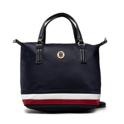 Tommy Hilfiger Rankinės Tommy Hilfiger Poppy Small Tote Corp AW0AW10444 0GY