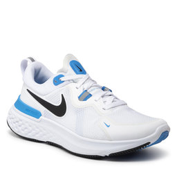 Nike Batai Nike React Miller White/Black/Photo Blue