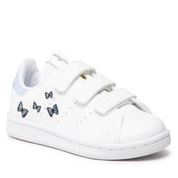 adidas Взуття adidas Stan Smith Cf C H06561 Ftwwht/Ftwwht/Ftwwht