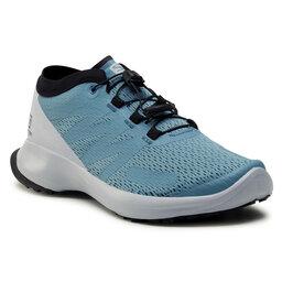 Salomon Взуття Salomon Sense Flow 409641 26 W0 Bluestone/Pearl Blue/Lapis Blue